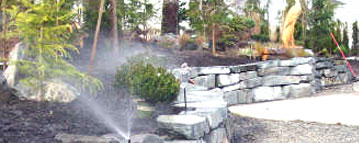 Sprinkler Systems and sprinkler repair